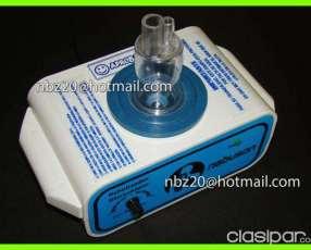 Nebulizador ultrasónico con garantía de un año
