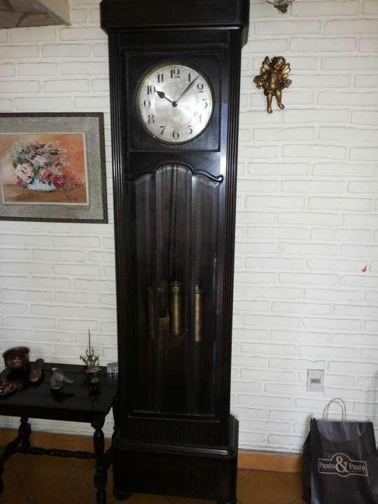 Antigüo reloj de pie - 0