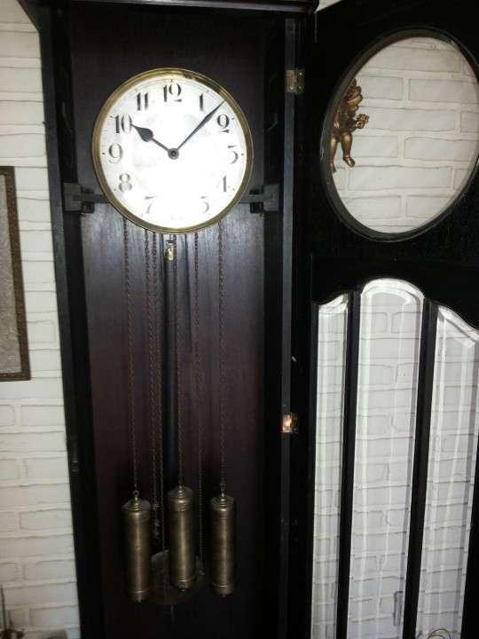 Antigüo reloj de pie - 1