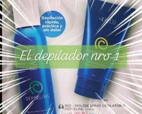 Depilador Indoloro en Spray