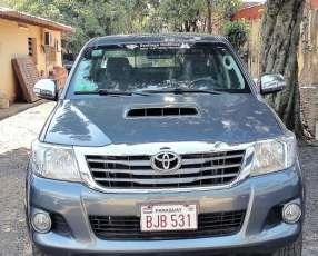 Toyota Hilux 2013 diésel mecánico