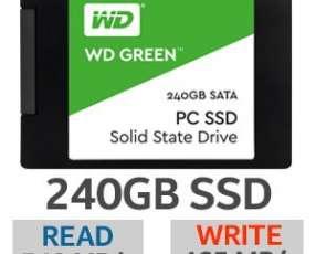 Disco duro SSD 240 gb Western Digital