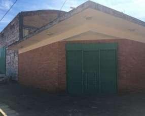Deposito con oficina (opcional), zona salemma