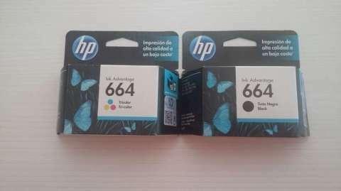 Tintas HP - 0