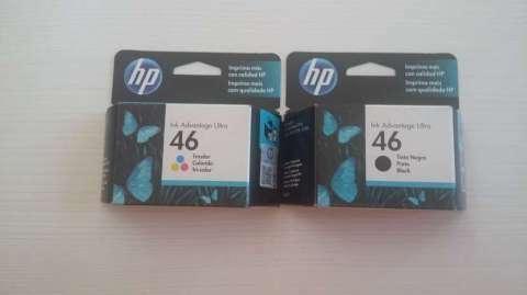 Tintas HP - 10