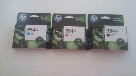 Tintas HP - 12
