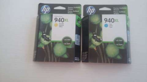 Tintas HP - 16