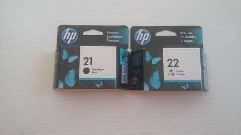 Tintas HP - 18