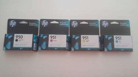 Tintas HP - 1