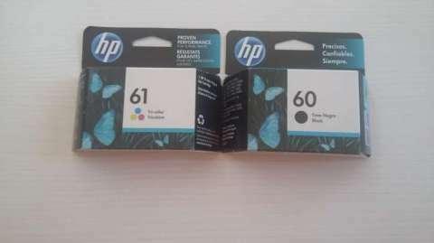 Tintas HP - 2
