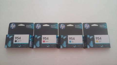 Tintas HP - 5
