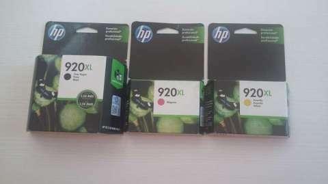 Tintas HP - 8