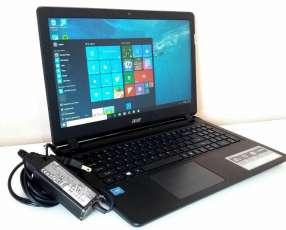Notebook Acer Aspire ES15 seminueva