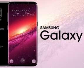 Samsung Galaxy S9 nuevo y garantía escrita