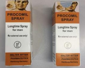 Retardante en spray Procomil