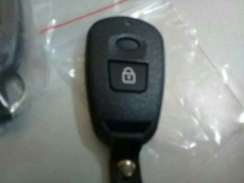 Carcasa de control remoto Kia Hyundai - 0