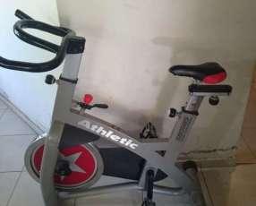 Bicicleta Spinning Profesional 5805bs Athletic 130 kilos