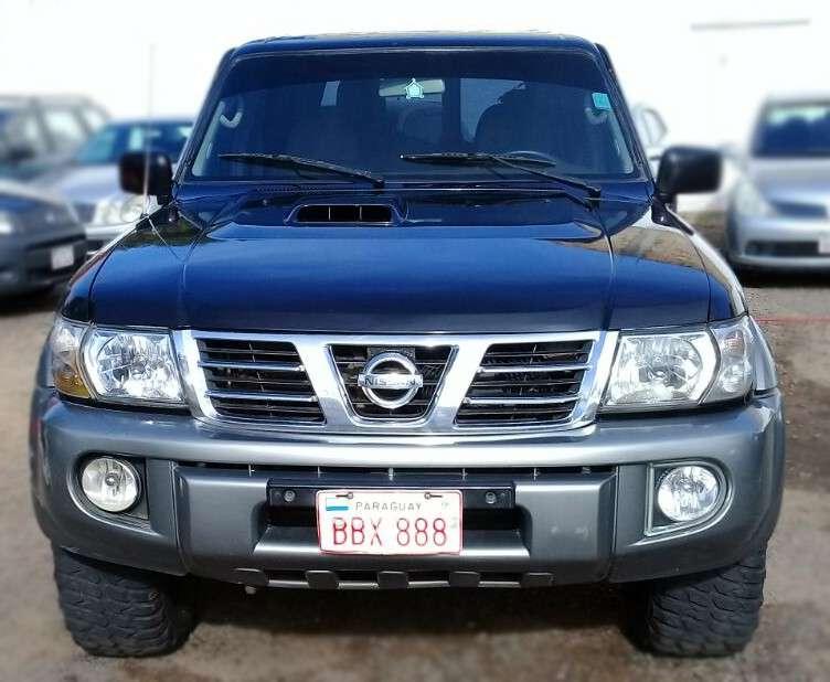Nissan Patrol 2003 motor 3.0 diésel