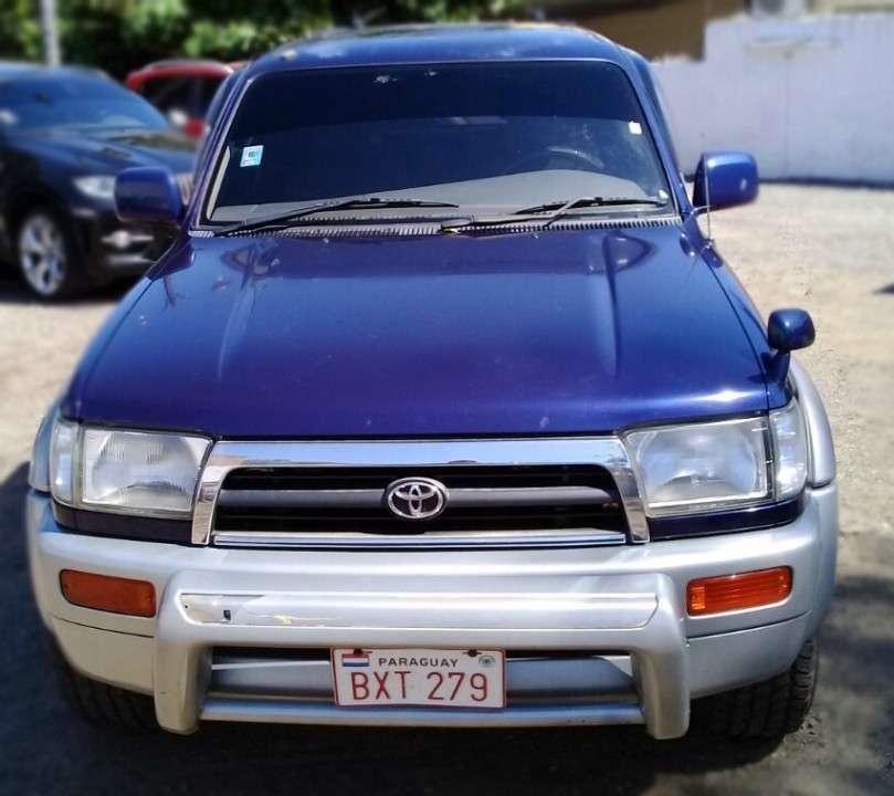 Toyota Hilux Surf 1997 motor: 3.0 kzn diésel 4x4