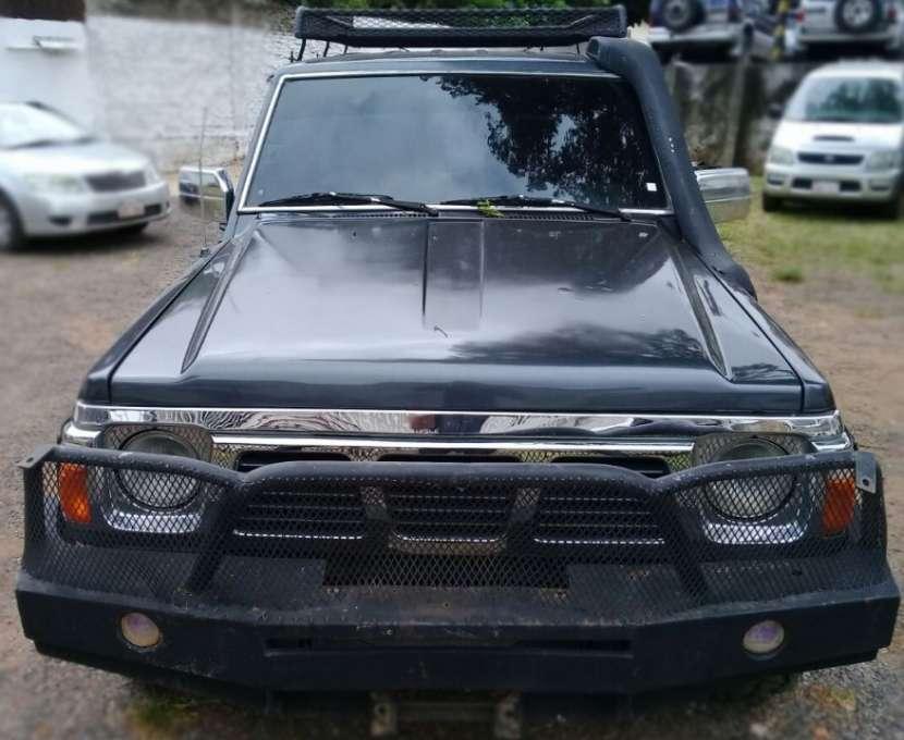 Nissan Patrol 1993 motor 4.2 diésel