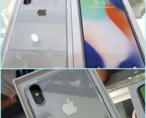 iPhone X de 256 gb en caja sellada nuevo