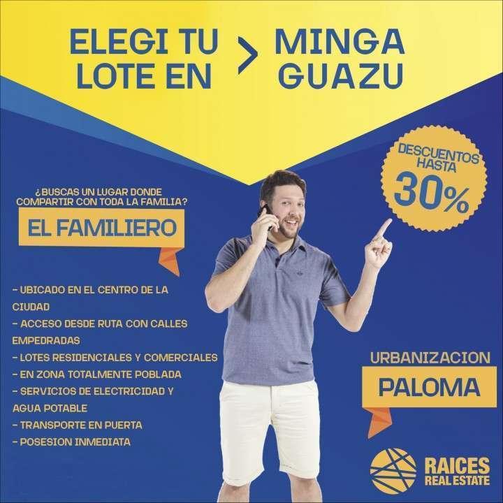 Terreno en Minga Guazú - 0