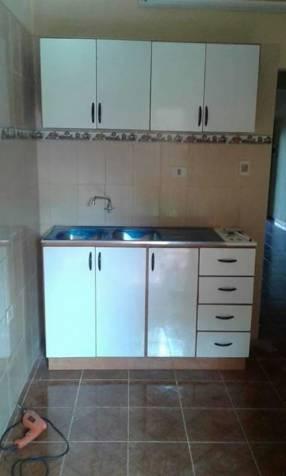 Mueble de cocina doble bacha