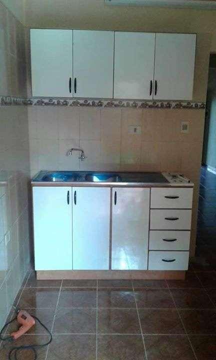 Mueble de cocina doble bacha - 0