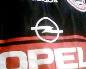 Camiseta Bayern Munich original temporada 99-00