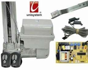 Reparación y automatización de portones basculantes