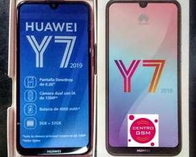 Huawei Y7 2019 de 32 gb nuevos