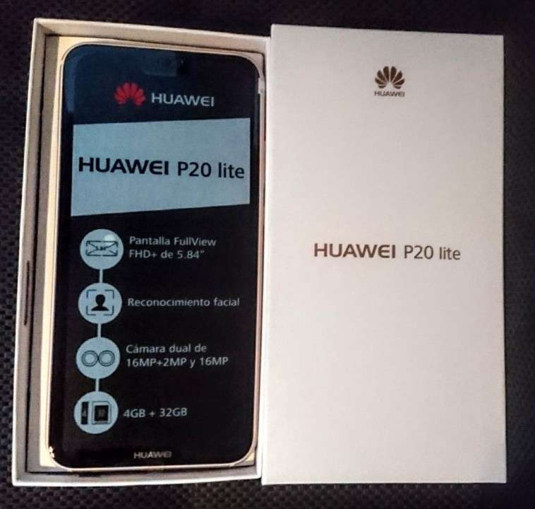 Huawei P20 Lite nuevos en caja - 3