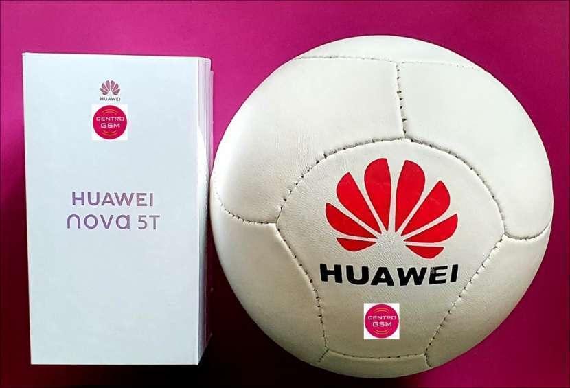 Huawei Nova 5t de 128 gb nuevos - 0
