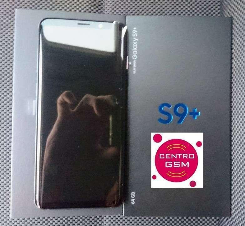 Samsung Galaxy S9+ Plus nuevos en caja - 0