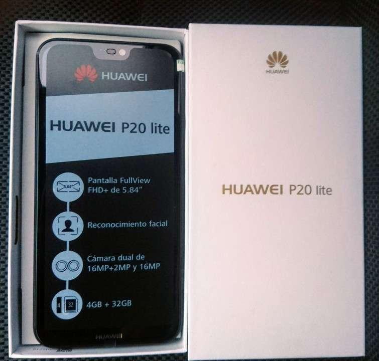 Huawei P20 Lite nuevos en caja - 2