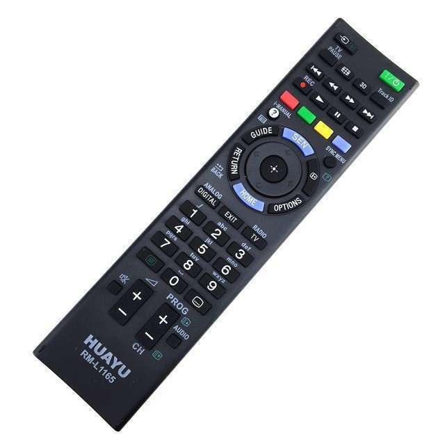 Control remoto para smart tv Sony - 0
