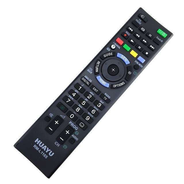 Control remoto para Smart TV Sony - 0