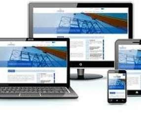 Diseño de Sitio Web para Negocios y/o Profesionales