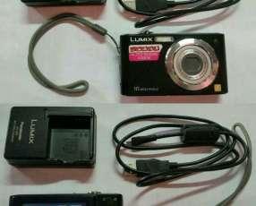 Cámara Sony y Panasonic