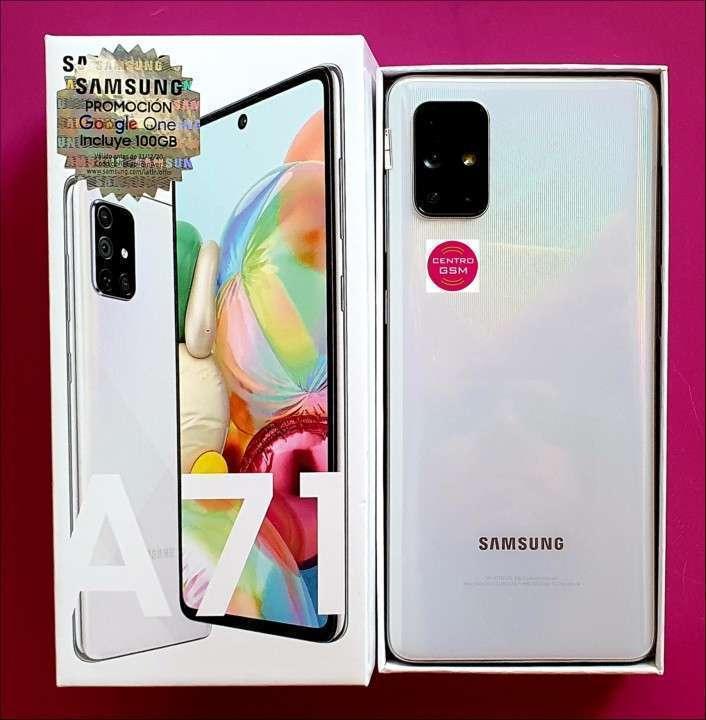 Samsung A71 de 128 gb nuevos - 1