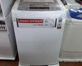 Lavarropa automática LG