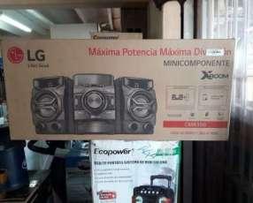 Mini componente LG de 3000w