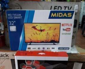 TV LED Smart Midas 32 pulgadas