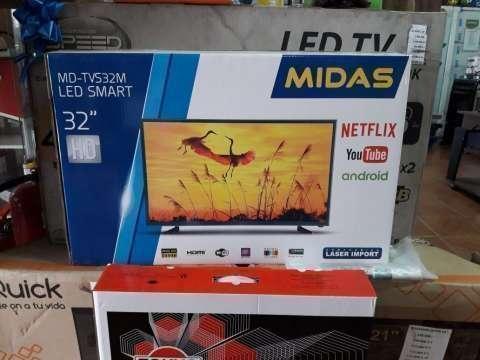 TV LED Smart Midas 32 pulgadas - 0