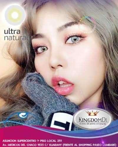Lentes de contacto ultra naturales - 0