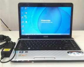 Notebook toshiba satellite l745