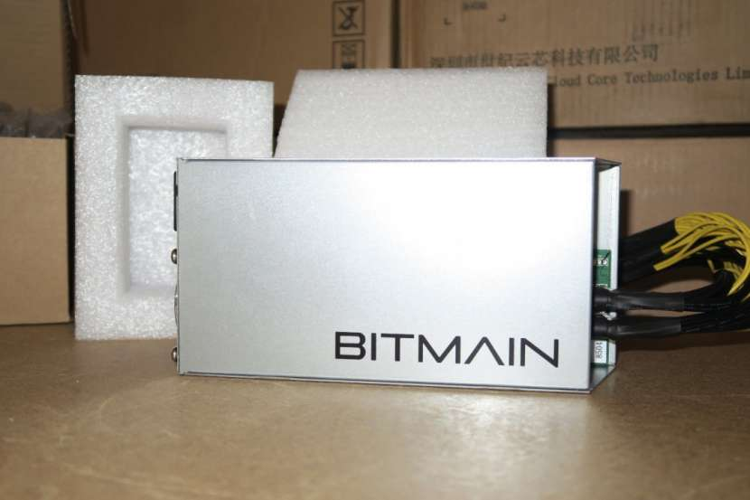 Antminer S9 14TH + Supply Unit - 1