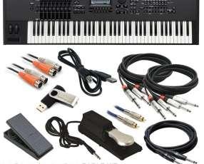 Teclado Yamaha MOTIF XF7 - 76-key Workstation Synthesizer