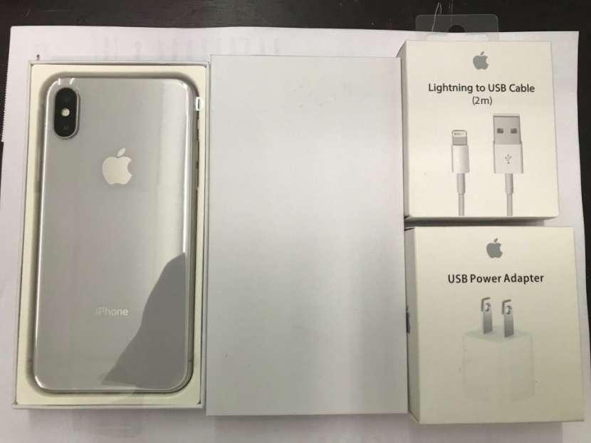 Apple iphone X 256GB (Unlocked) - 1