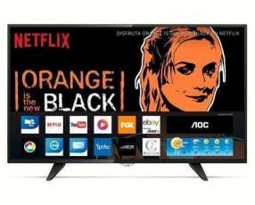 Televisor AOC LED HD Smart 32 pulgadas
